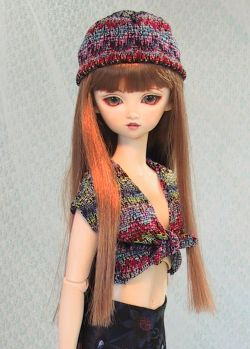 Click here to see more   pictures of - Almost Famous - for Super   Dollfie